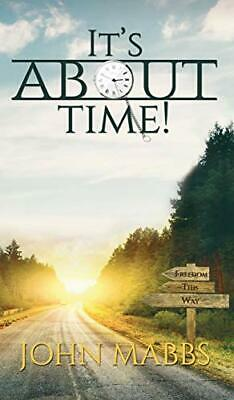 It's About Time! by John Mabbs Book The Cheap Fast Free Post