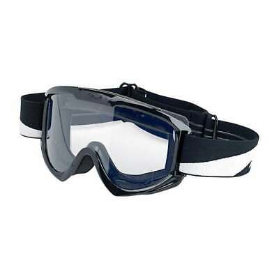 Biltwell Motorcycle Goggles - Bolts Black
