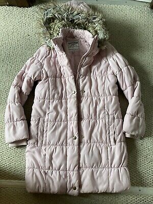 girls marks and spencer Coat Age 9-10
