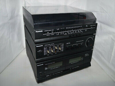 ✔️🔊 Fully Working Panasonic Sg-Hm09A Compact Audio System - Uk Seller