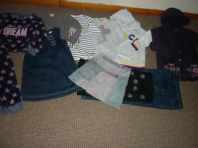 Bundle Girls Clothes age 5-6yrs Next Zara  Coat Jeans Leggings Skirt PJ's Hoodie