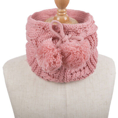 Scarf Kids Collar Kids Scarf Family Supplies Winter Scarves for Children Student