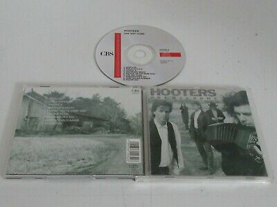Hooters ‎– One Way Home / CBS ‎– 465564 2 CD Album