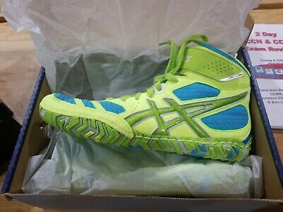 Rare Asics Aggressors wrestling shoes