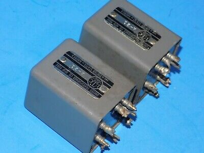 1  Utc A-21 Audio Line Transformer - 2 Available