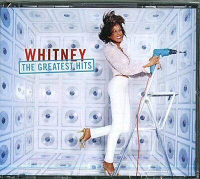 Whitney Houston - The Greatest Hits - Whitney Houston CD 2BLN The Cheap Fast The