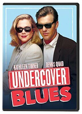 Undercover Blues New Bluray