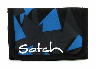 satch Purse Geldeutel Blue Triangle