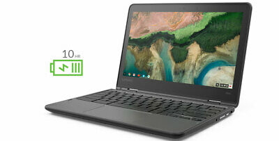 "Lenovo 300e Chromebook Notebook Touch 29,46cm (11,6"") 4GB RAM Chrome OS schwarz"