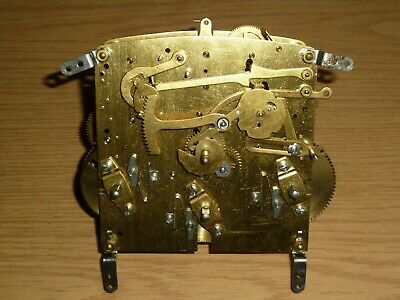 Vintage British Made Westminster chime movement for spares