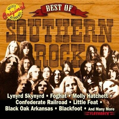 Various Artists - Best Of Southern Rock [New CD]