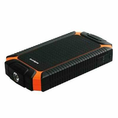 Car Battery Jump Starter Slim 12v Lithium 7500mAh 400A & Power Bank