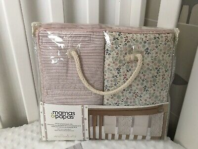 Mamas And Papas Millie And Boris Cot Bumper