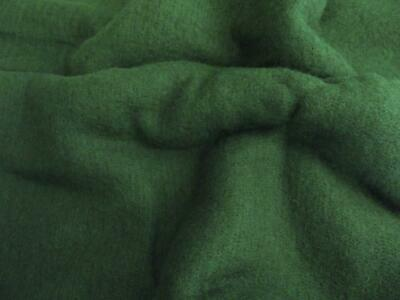 FYBERINO 100/% Pure Merino Wool Pre Felt Fabric Material TROPICAL GREEN