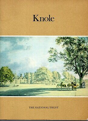 Knole Guide Book The National Trust 1980