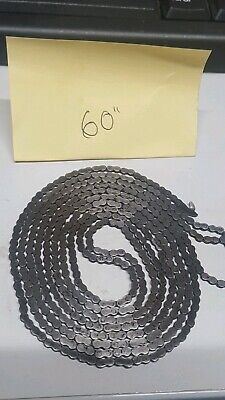 Well Made English Fusee Clock Chain 60in Long  (4)