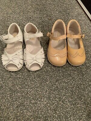 Infant Girls Shoe Bundle Size 22