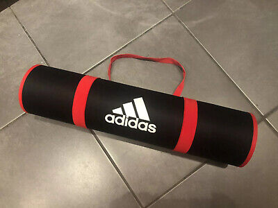 Adidas Training Mat - 10mm Thick - Training, Stretching, Yoga, Pilates, Gym
