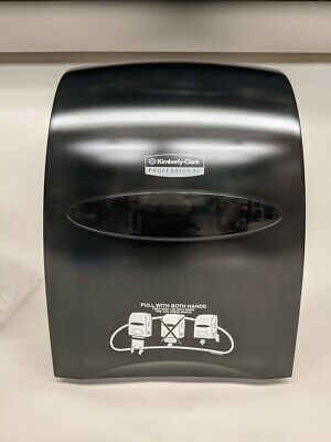 Kimberly-Clark Professional 09990 Sanitouch Hard Roll Towel Dispenser
