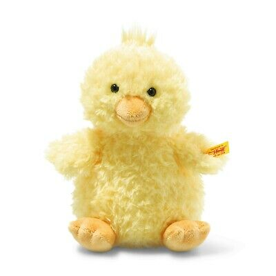 Steiff 073687 Soft Cuddly Friends Pipsy Chick 22cm