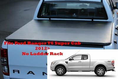 Ford Ranger Super Cab Rouleau Souple Up Capote Charge Couvre Benne 2012+