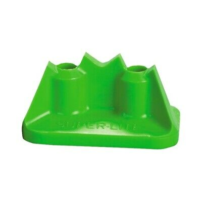 Qty 48 Stud Boy 2512-P2-GRN Super Lite Double Backing Plate Pro Series .750in