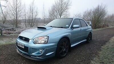 2004 Subaru Impreza WRX STi WR1 Limited Edition No. 424 of 500 Low Mileage