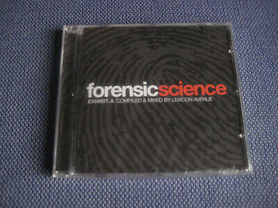 Lexicon Avenue – Forensic Science Exhibit.A - CD 2004 New & Sealed