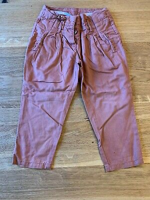 Next Girls Trousers Age 4