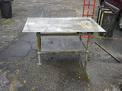 Welding Table Work Bench # 2