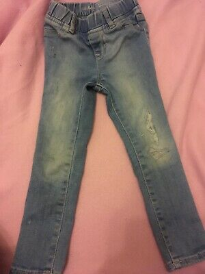 Girls Baby Gap Jeans Age 4