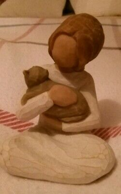 Willow tree figurine kindness.. perfect condition...