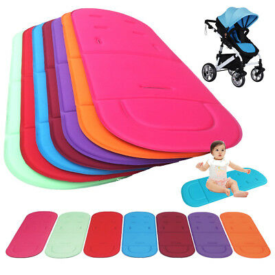 Soft Baby Stroller Pad Seat Cushion Child Cart Seat Kid Pushchair Pram Liner Mat