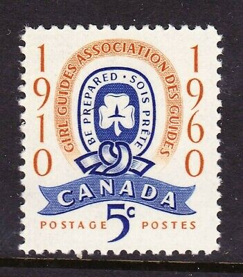 Canada No 389, Girl Guides,  Mint Nh