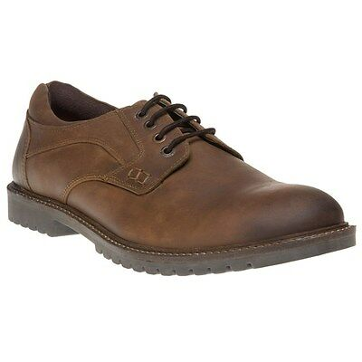 New Mens Lotus Brown Jarrett Leather Shoes Lace Up