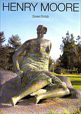 Henry Moore by Ehrlich, Doreen Paperback Book The Cheap Fast Free Post