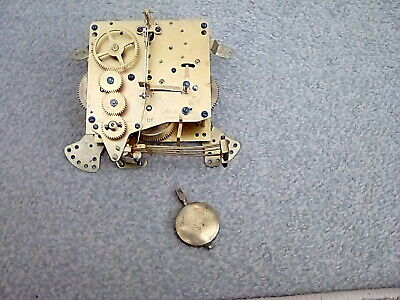 Antique clock  Westminster chime movement