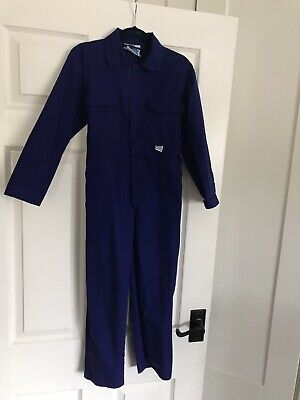 Kids Childs Childrens Boys & Girls Boilersuit Overalls Coverall Boiler Suit Used