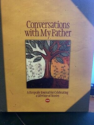 Conversations with my Father: A Keepsake Journal...