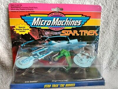 Star Trek The Movies Micro Machines Limited Edition
