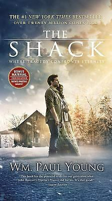 The Shack : Where Tragedy Confronts Eternity  (ExLib) by William Paul Young
