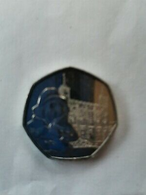 2019 Paddington Bear 50p Fifty pence Coin Tower Of London (Circulated)