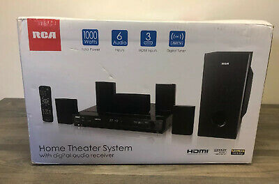 RCA RT2911 5.1 Channel Home Theater System
