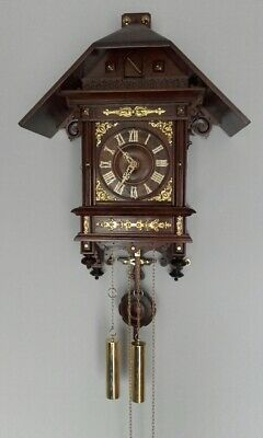 Black Forest Cuckoo Clock from 1870-80