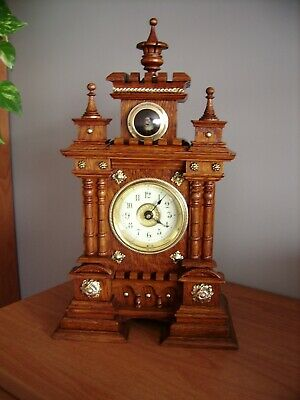 Mantle Black Forest Cuckoo Clock from XIX-XX century
