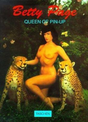 Betty Page - Queen of Pin-up - by Bunny Yeager (1994, Paperback)