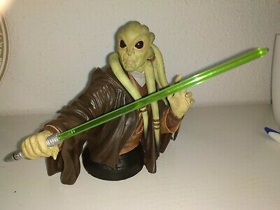 Busto Kit Fisto Gentle Giant Star Wars bust