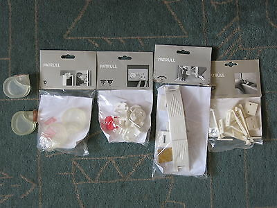 Brand new 5 Patrull Ikea set of Baby safety