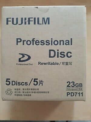 Fujifilm Professional Disc 23gb PD711