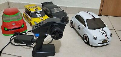Tamiya RC Fiat 500 - M03M and extras